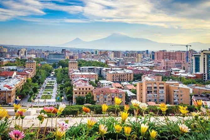 Yerevan sightseeing tour various languages