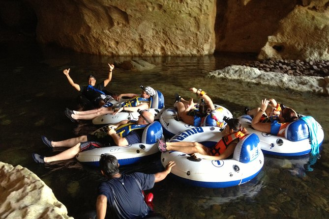Cave Tubing and Zipline Adventure from Belize City