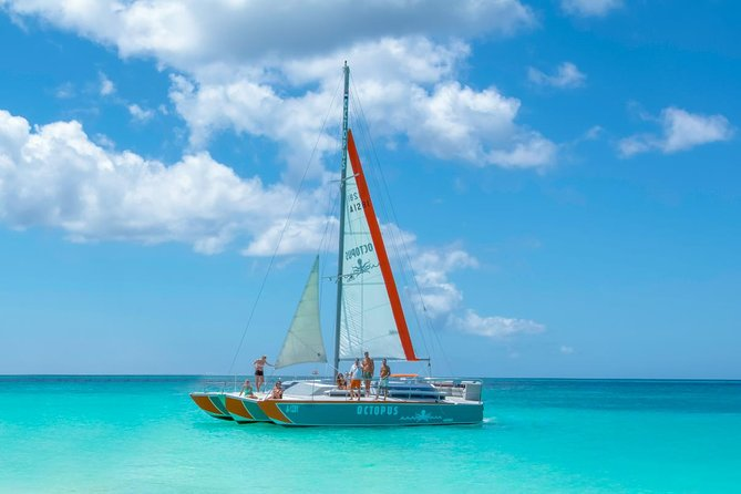 Aruba Sailing, Snorkeling Afternoon Tour with Lunch