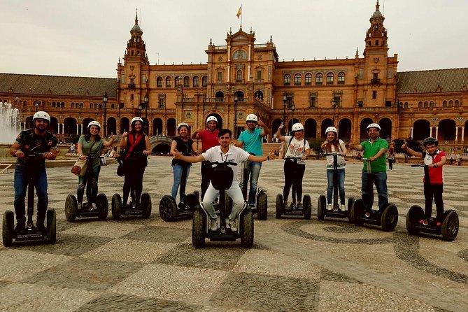 Segway Tour Sevilla (1hr 15min)