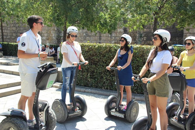 Premium Segway Tour Sevilla (2hr)