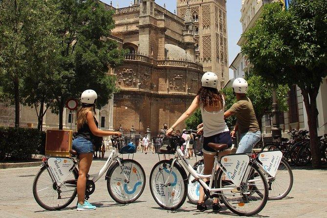 Premium Bike Tour of Sevilla (2hr)