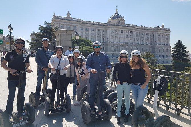 Premium Segway Tour de Madrid (2hr)