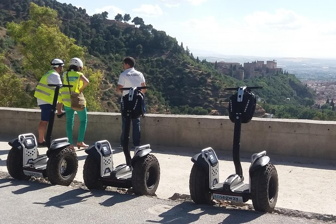 Private Segway Tour Granada (2hr) photo 3