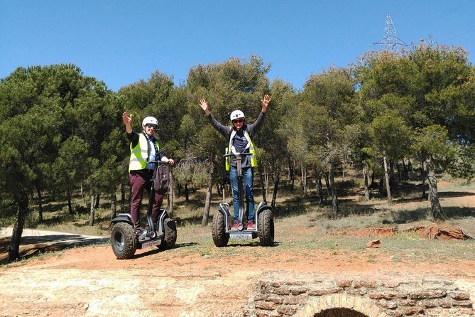 Private Segway Tour Granada (2hr) photo 2