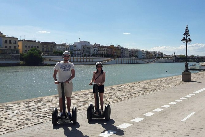 Private Segway Tour Sevilla (2hr)
