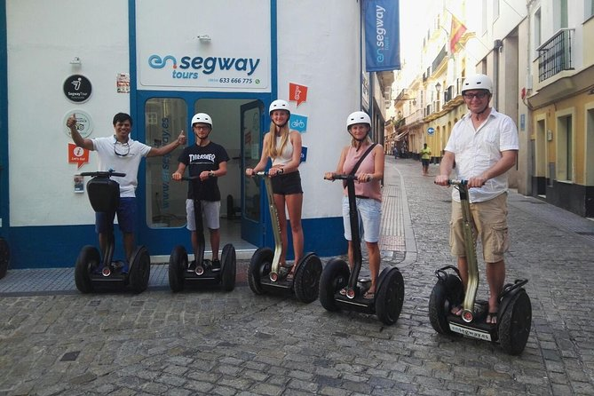 Private Segway Tour Cádiz (2hr)