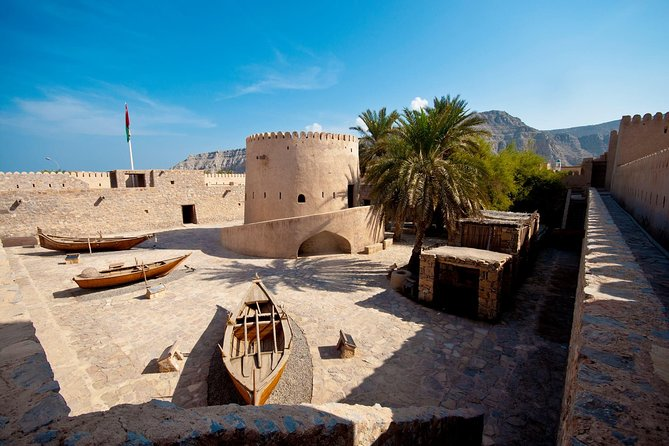 City Tour in Khasab Musandam