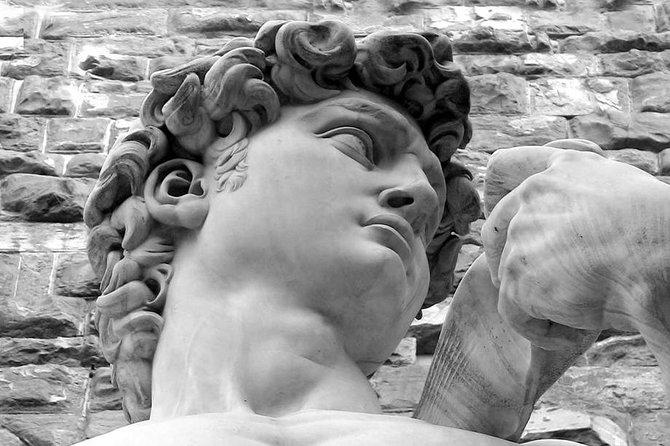 Wandeltocht met gids door Florence met Galleria dell'Accademia en David van Michelangelo