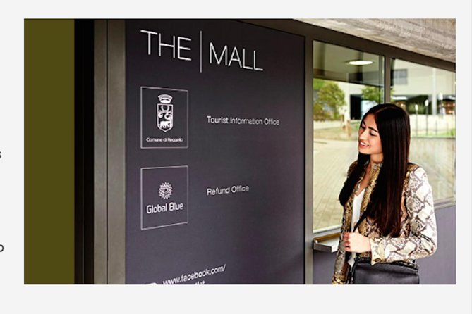 Pisa, The Mall Outlet Shopping Experience en Chianti Wine Tasting Tour