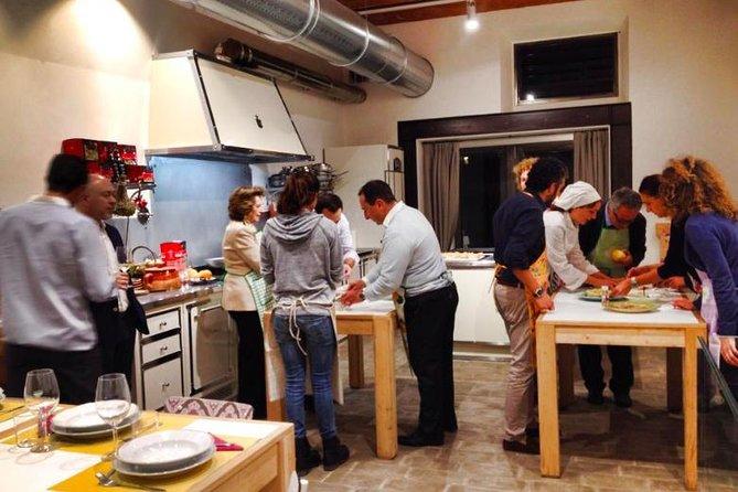 Kookcursus Gelato en Pizza maken en Chianti wijn Tour (Toscane)