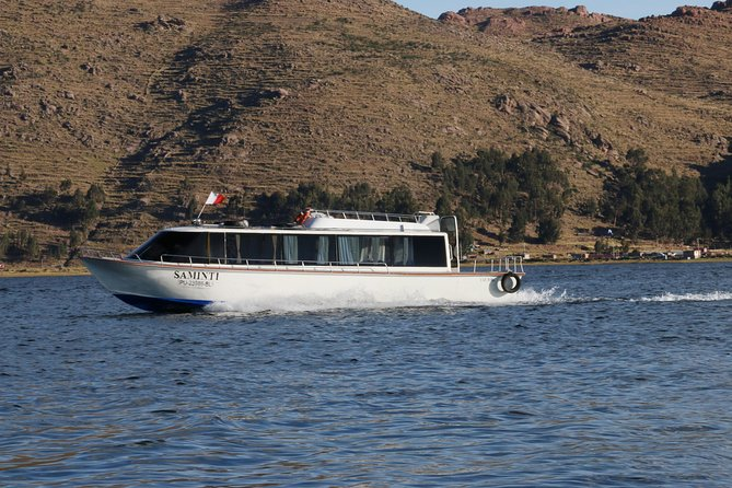 Taquile Island Fast Boat Cultural Tour photo 1
