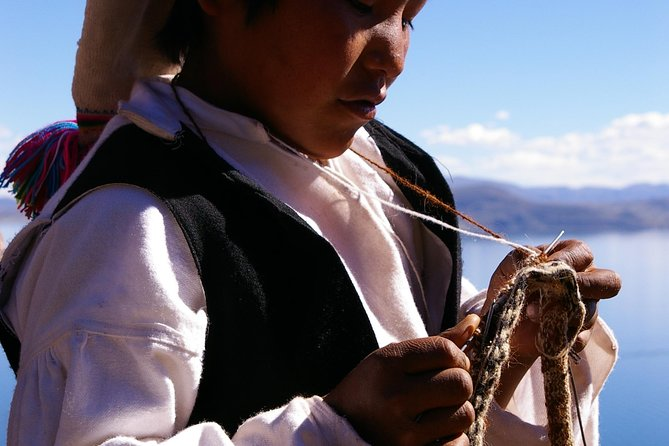 Taquile Island Fast Boat Cultural Tour photo 2