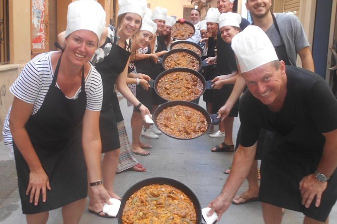 Valencia Paella Afternoon Cooking Class