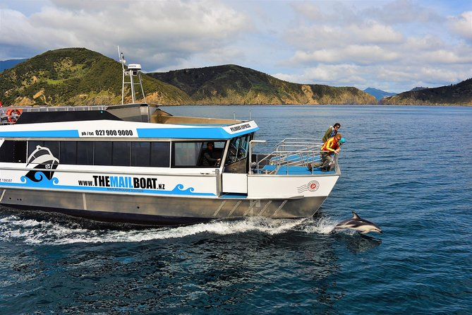 Full Day Marlborough Sounds Mail Boat Cruise