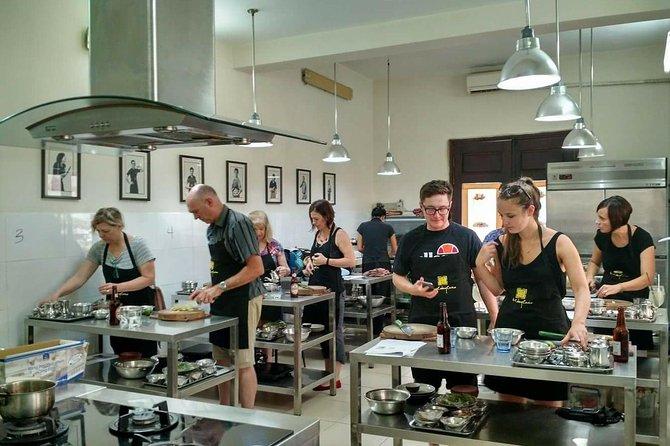 4-timmars vietnamesisk matlagningskurs på Hanoi Cooking Center