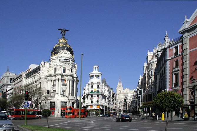 Discover Madrid from Barcelona by High Speed Train photo 6