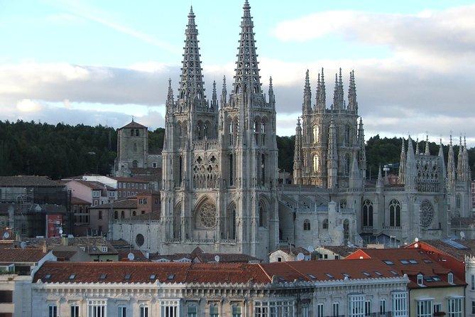 Visita de un día a Burgos desde Madrid en tren