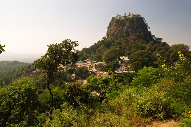 Cultural Heritage Salay & Mount Popa National park - Excursion from Bagan