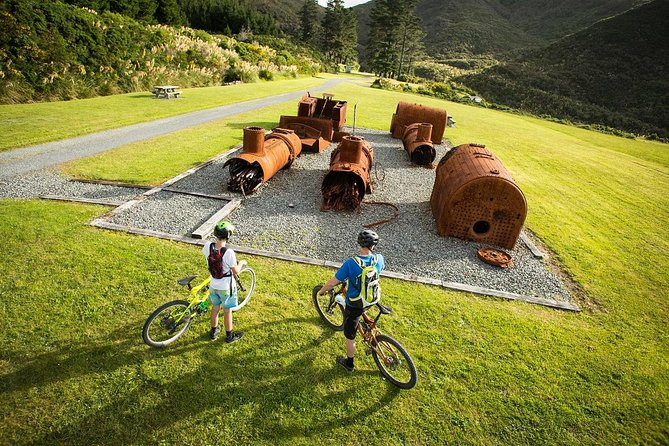 Remutaka Rail Trail Explorer Cycle Tour