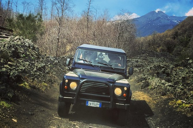Private Etna 4x4 Excursion from Catania or Taormina