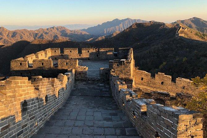 Private All Inclusive Tiananmen Square, Forbidden City, Mutianyu Great Wall Day Tour