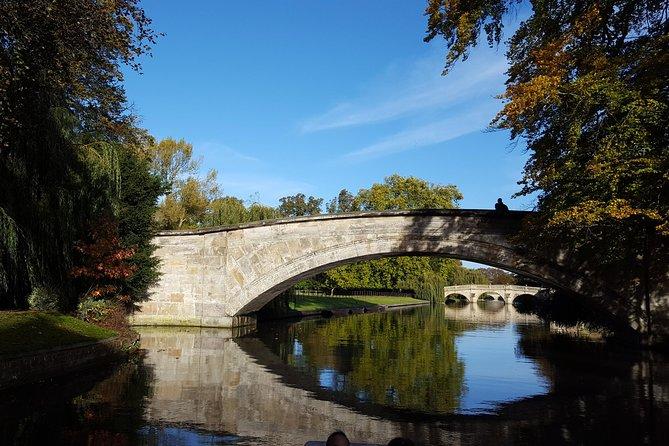 Visita guiada a Cambridge Punt