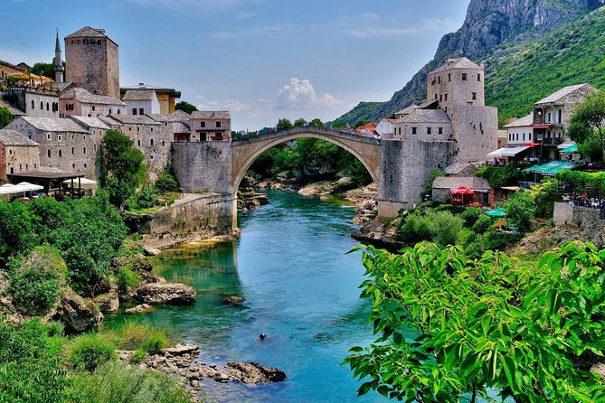 Pocitelj and Mostar Private Day Trip from Dubrovnik