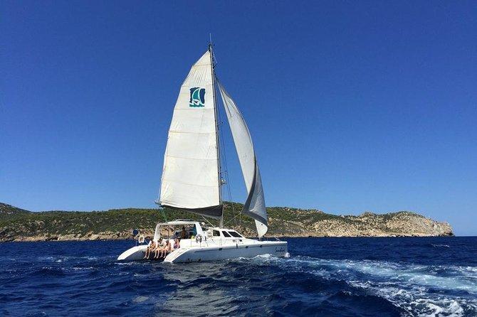 Travesía en catamarán en Mallorca
