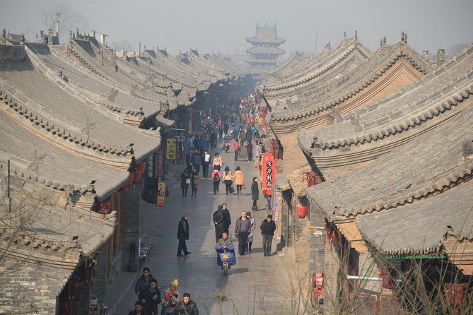 Private Pingyao Highlights & Shuanglin Temple Tour from Pingyao