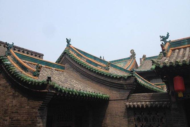 Private Pingyao Highlights & Wang Family Compound Tour from Pingyao