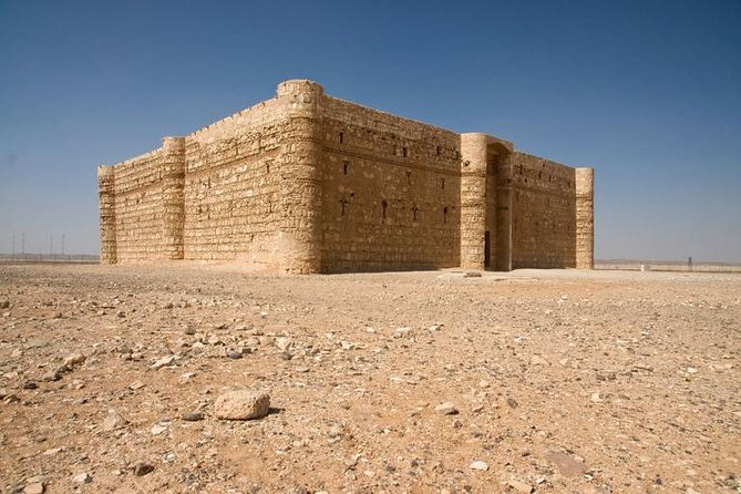 Half Day Tour to Desert Castles from Amman (Self-Guided)
