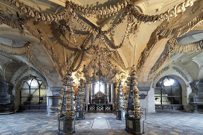 Day Trip to Kutná Hora by bus from Prague