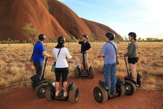 Uluru By Segway - Self Drive your Car to Uluru image