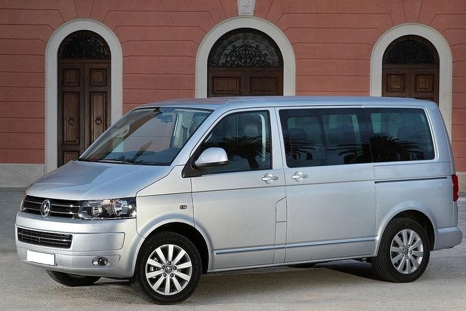 Private Transfer from Pula Airport to Porec
