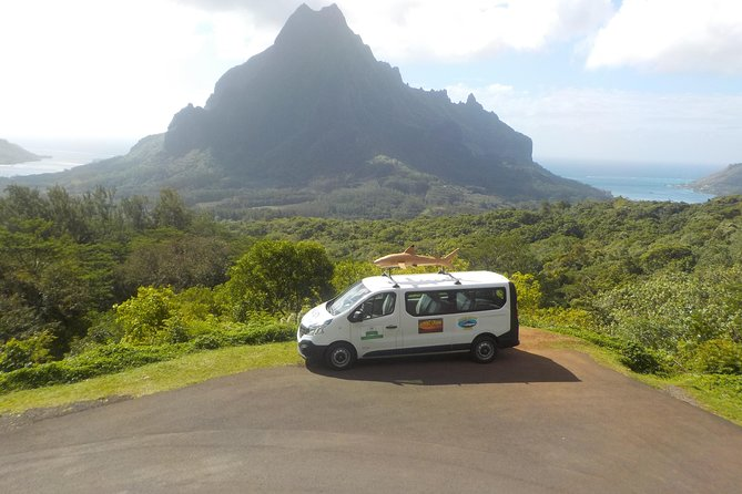 Private Tour of Moorea by Air-Conditioned Minivan