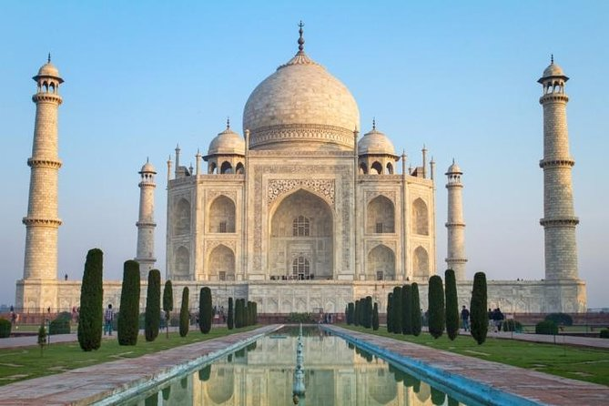 Private Tour To Ghost City Fatehpur Sikri Taj Mahal & Agra From Delhi