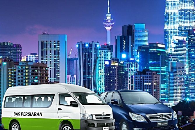 Price For 1 Vehicle Airport Transfer Taxi & Van Service