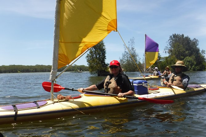 Full-Day Guided Noosa Everglades Kayak Tour