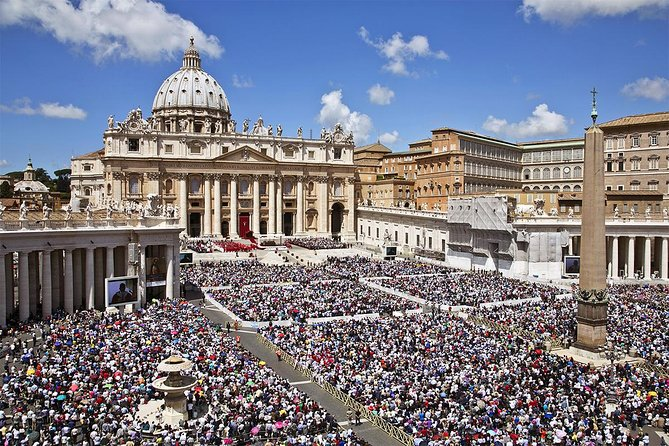 Guided Small Group Skip The Line Vatican Museums, Sistine Chapel With Privileged Access To Saint Peter's Basilica