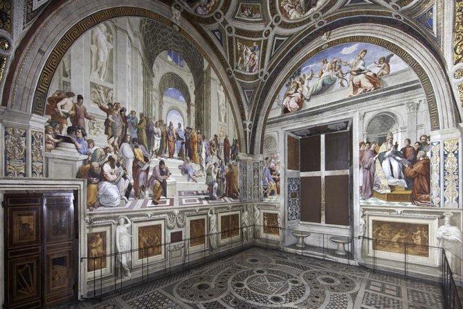 Skip The Line Group Tour Vatican Museums & Sistine Chapel