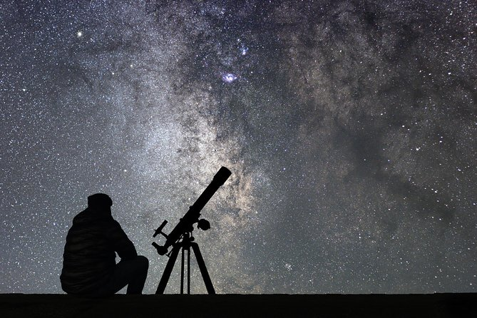 Tenerife Mt. Teide Stargazing Experience with Champagne and Transfers