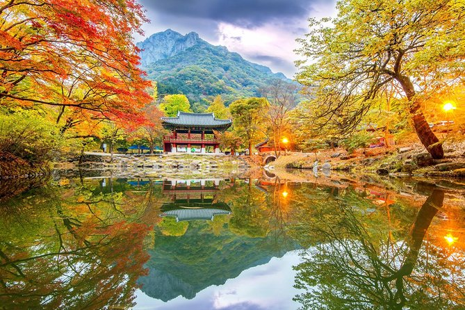 Image result for Cheon Wangsa Temple autumn