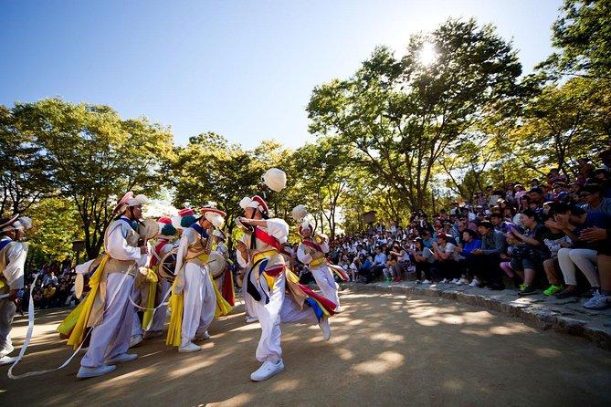 Half-day Korean Folk Village Tour by Shuttle