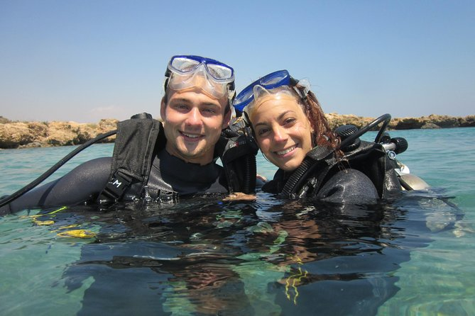 Discover Scuba Diving (for beginners)