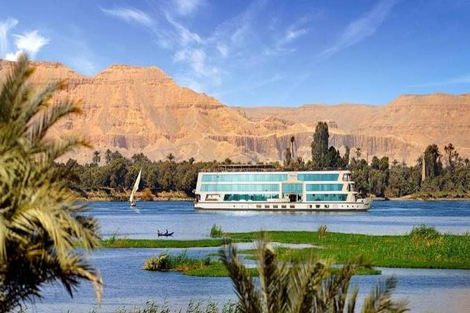 8 Days - 7 Nights Cairo & Nile Cruise Trip including Domestic flight