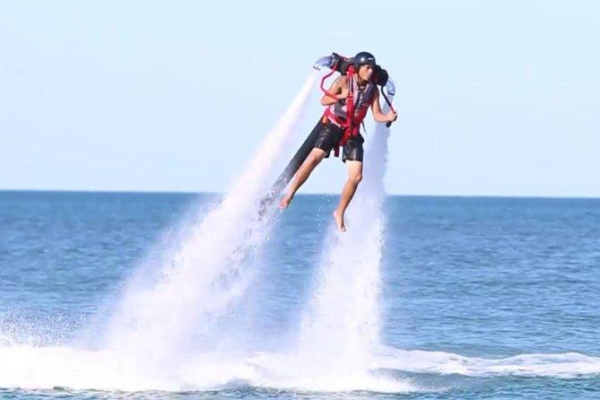Geraldton Jetpack Experience