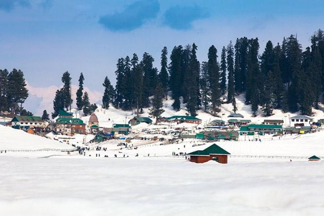 Same Day Gulmarg Trip with Lunch