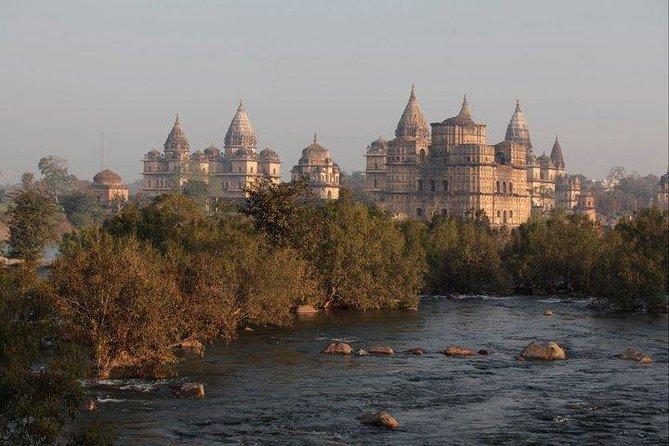 Private Day trip Orchha from Khajuraho with Lunch