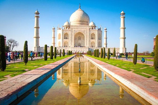 Private Guided Tour From Delhi To Agra With Lunch And Entrances Ticket